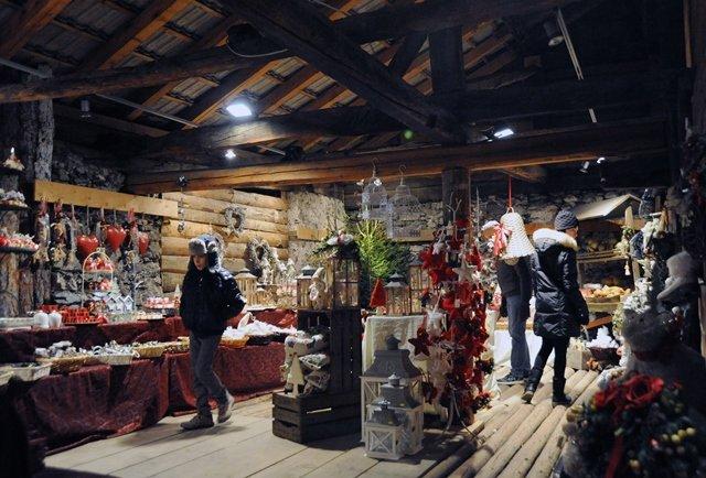 Il Mercatino di Natale di Siror | San Martino di Castrozza - Passo Rolle - © Ph: Silvano Angelani