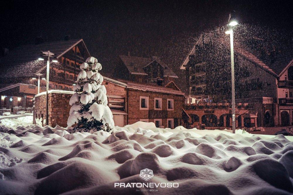Prato Nevoso 6.11.2017 - © Prato Nevoso | facebook
