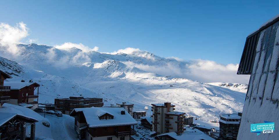 Val Thorens 26/11/17 - © Val Thorens/Facebook