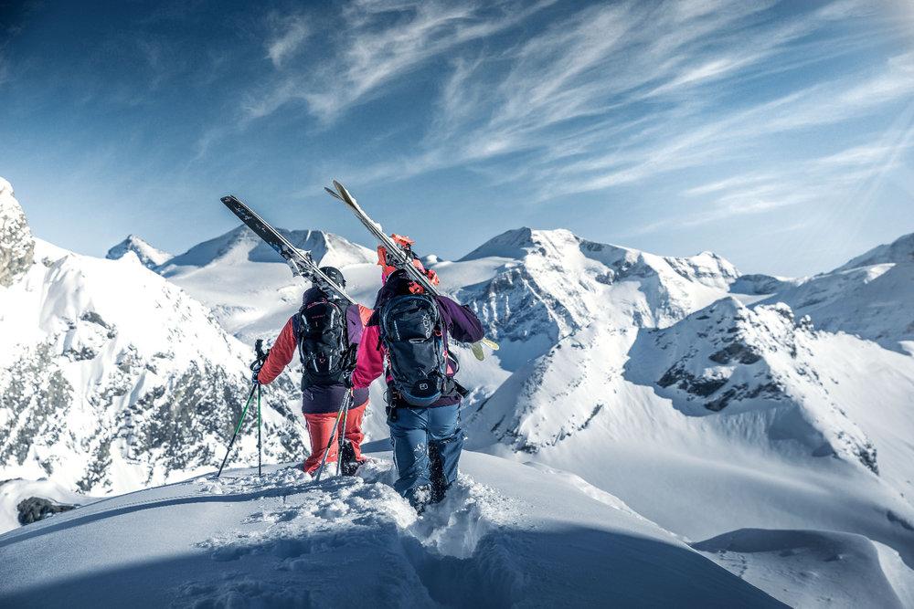 Kitzsteinhorn Freeriden - © Gletscherbahnen Kaprun AG