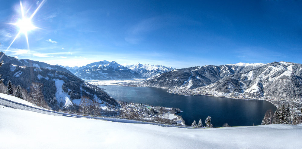 Zell am See-Kaprun im Winter - © Faistauer Photography