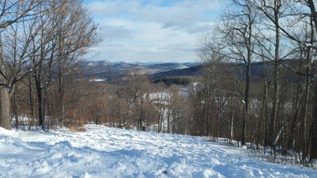 Gore Mountain - picture taken 2 days ago at gore - © anonymous