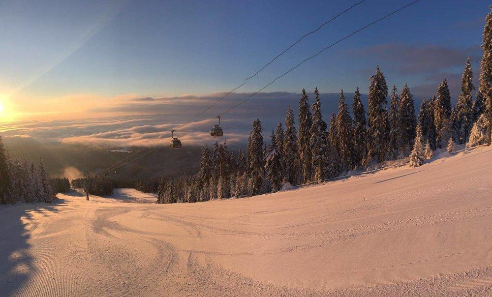 Černá hora (Janské Lázně) 19.12. - © SkiResort ČERNÁ HORA - PEC | Facebook