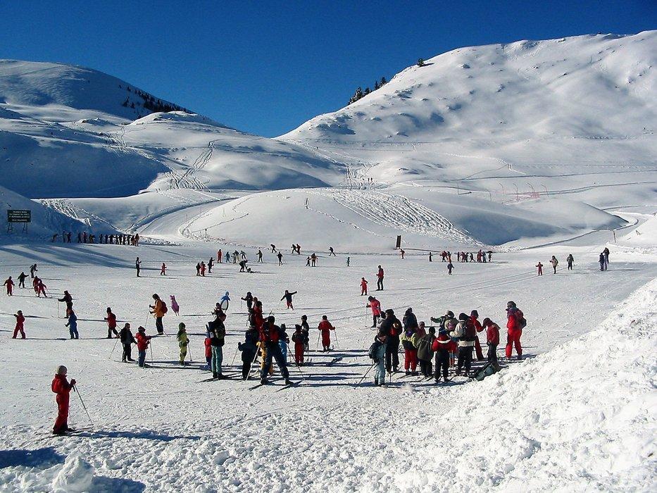Nistos nordic ski area - © Espace Nordique de Nistos