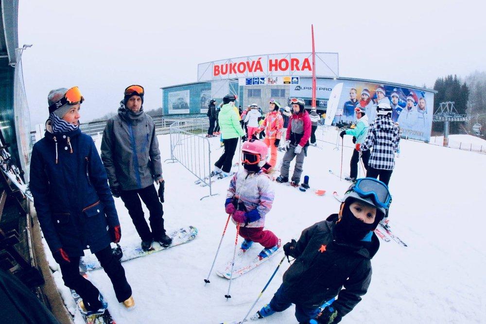Ski Bukovka, 26.12.2017 - © Ski Bukovka | facebook