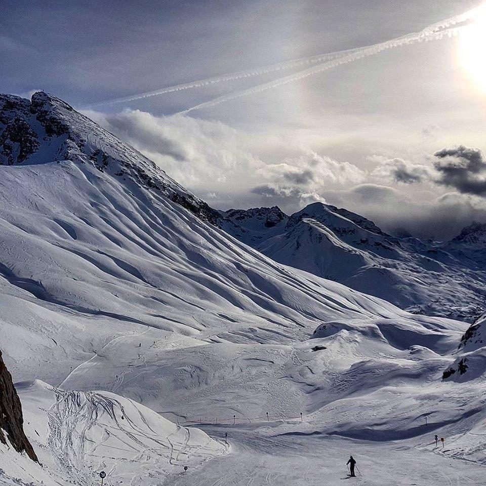 Lech Zürs am Arlberg 27.12. - © Lech Zürs facebook