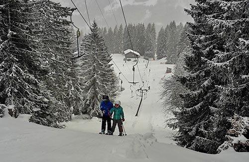 Skilift Pany St. Antönien - © Skilift Pany AG