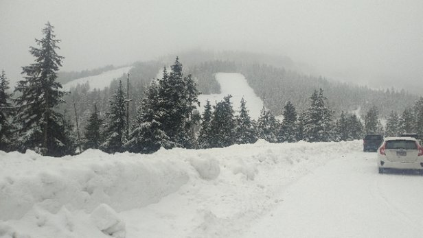 Cypress Mountain - great day on the mountain - © anonymous