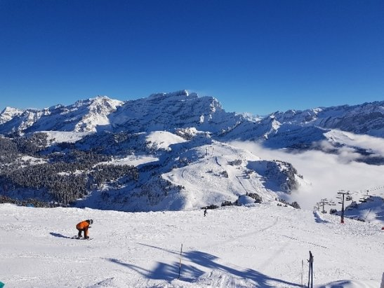 Villars - Gryon - great day at villars - © anonymous