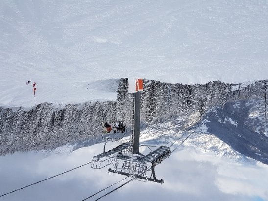 Sainte Foy Tarentaise - Excellent snow and a load more forecast.... The best.  - © anonymous