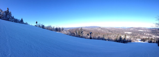 Mount Snow - SHRRREDD IIIIIIIIIIT!!!!!!! - © Hippies phone