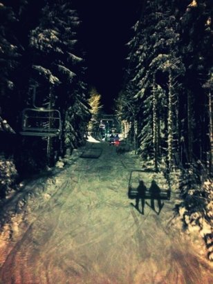 Holiday Valley - great night skiing!!! - © dandy9s