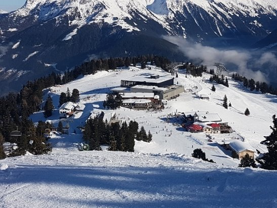 Mayrhofen - Perfekter geht's nicht....ein super Skitag - © Anonym