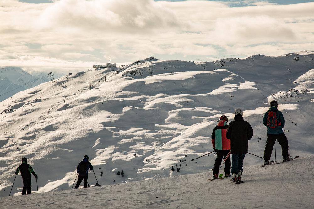 Mystische Stimmung im Skigebiet Flims Laax  - © Skiinfo