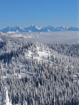 Whitefish Mountain Resort - Does it get any better??? Nah!!! - © Holleywood