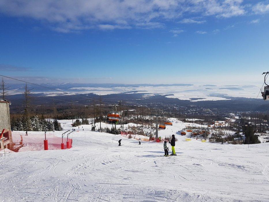 Tatranská Lomnica 23.1.2018 - © www.vt.sk