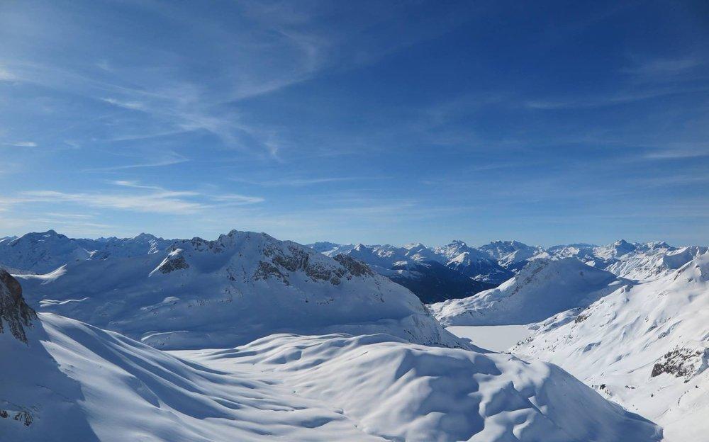 Lech Zürs am Arlberg 24.1. - © facebook Lech Zürs am Arlberg