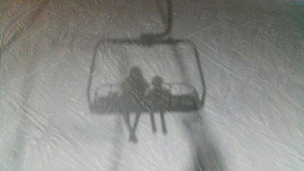 Zieleniec Ski Arena - Pozdrowienia dla ratownik - © Po?amany