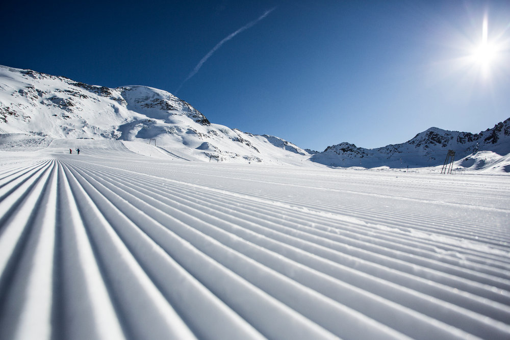 Kaunertaler glacier - © Kaunertaler Gletscher | Daniel Zangerl