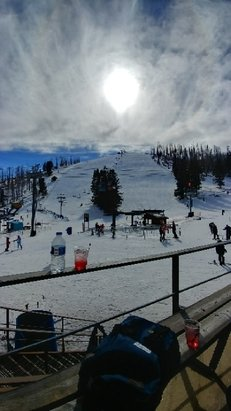 Ski Apache - Now with 5 runs open.  Captain is really screamin! - © anonymous