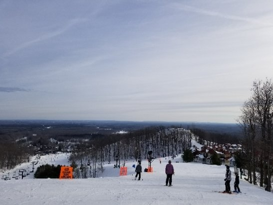 Crystal Mountain - great day at Crystal Mountain! - © anonymous