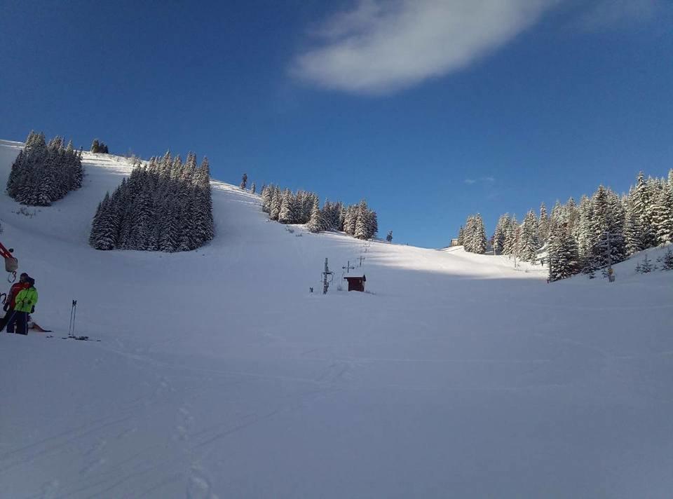 Čertovica 4.2.2018 - © facebook Ski Čertovica