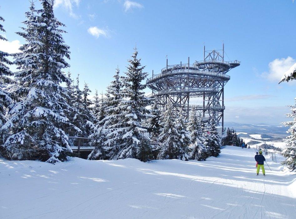 Dechberoucí lyžařské zážitky na Dolní Moravě - © facebook Dolní Morava - Ski Sněžník