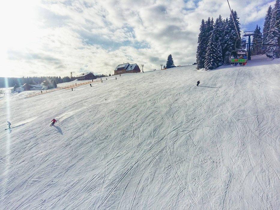 Pec pod Sněžkou 4.2.2018 - © SkiResort ČERNÁ HORA - PEC
