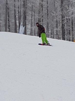 Bardonecchia - Una neve freschissima e ottima per lo snowboard. In settimana  - © Tonino