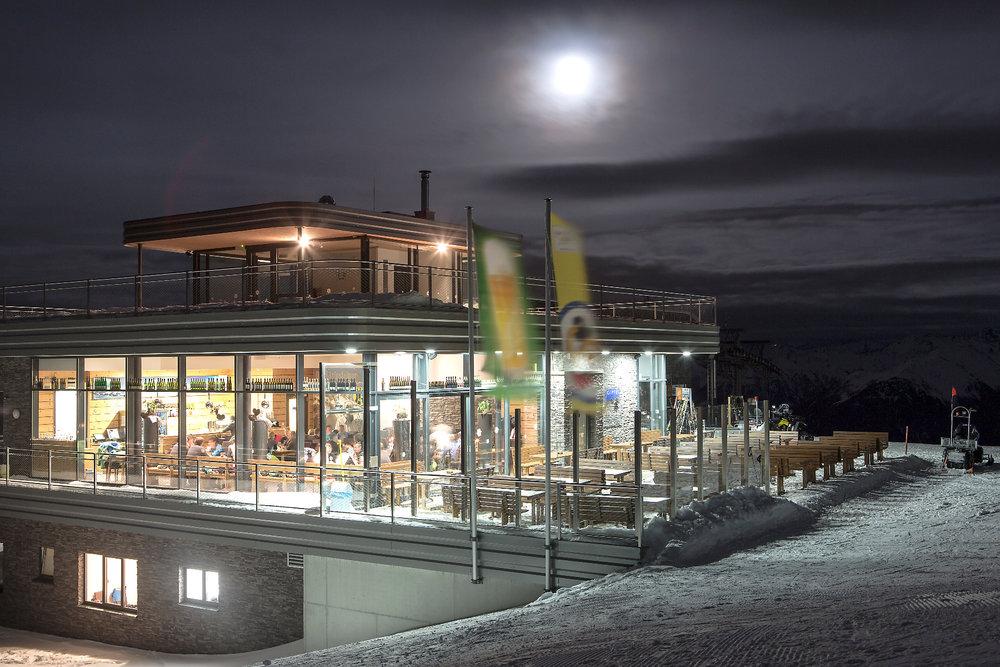 Dinner im Restaurant Gipfeltreffen (Königsleiten) - © Zillertal Arena