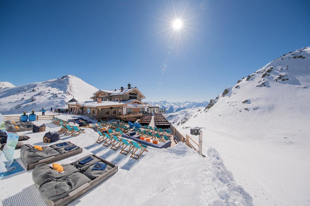 Wedelhütte im Hochzillertal - © © www.schultz-ski.at