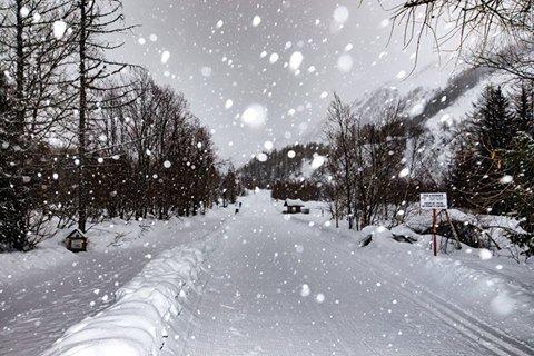 Courmayeur Mont Blanc 12.2.2018 - © facebook Courmayeur Mont Blanc