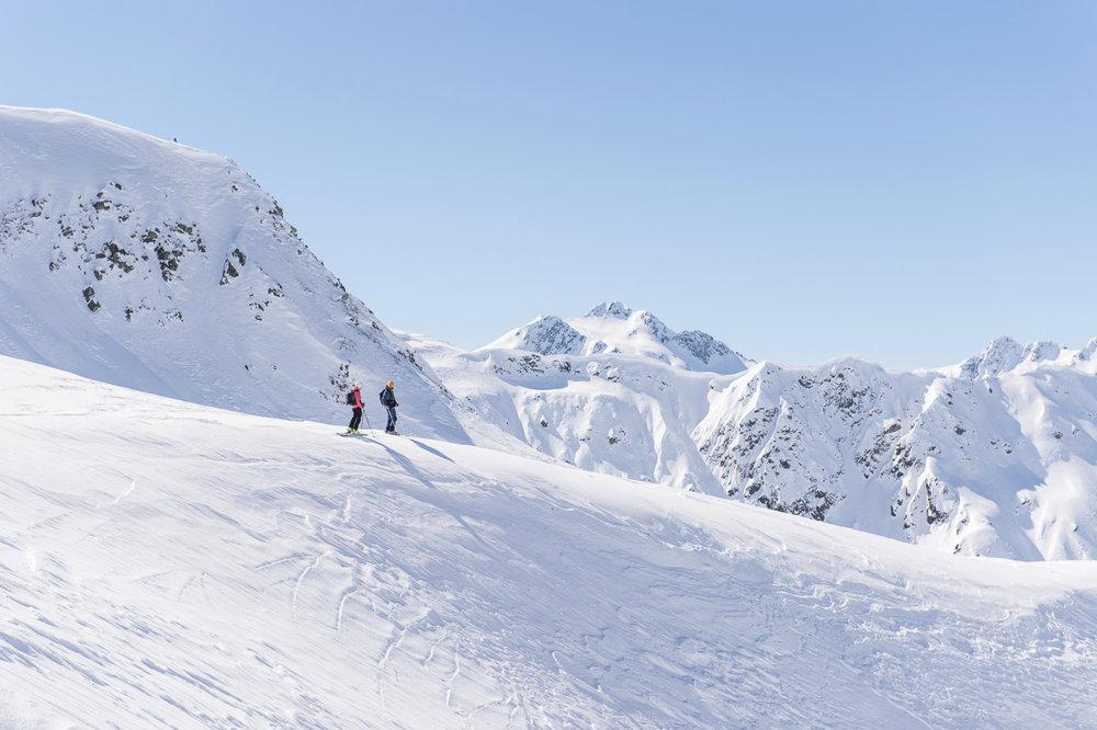 Freeriden am Arlberg - © Tourismusbüro Stuben | Alex Kaiser