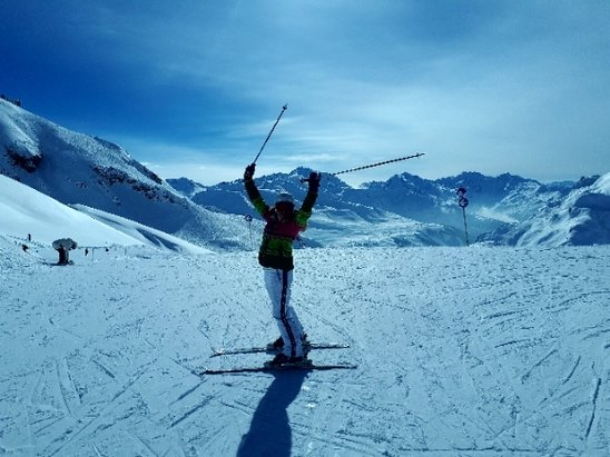 St. Anton am Arlberg - glorious views - © anonymous