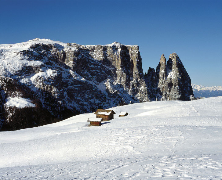 Die Dolomiten bieten einfach ein einzigartiges Panorama - © IDM Alto Adige/Clemens Zahn