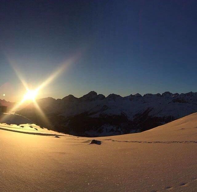 Engadin St. Moritz 19.2. - © facebook Engadin St. Moritz Mountains
