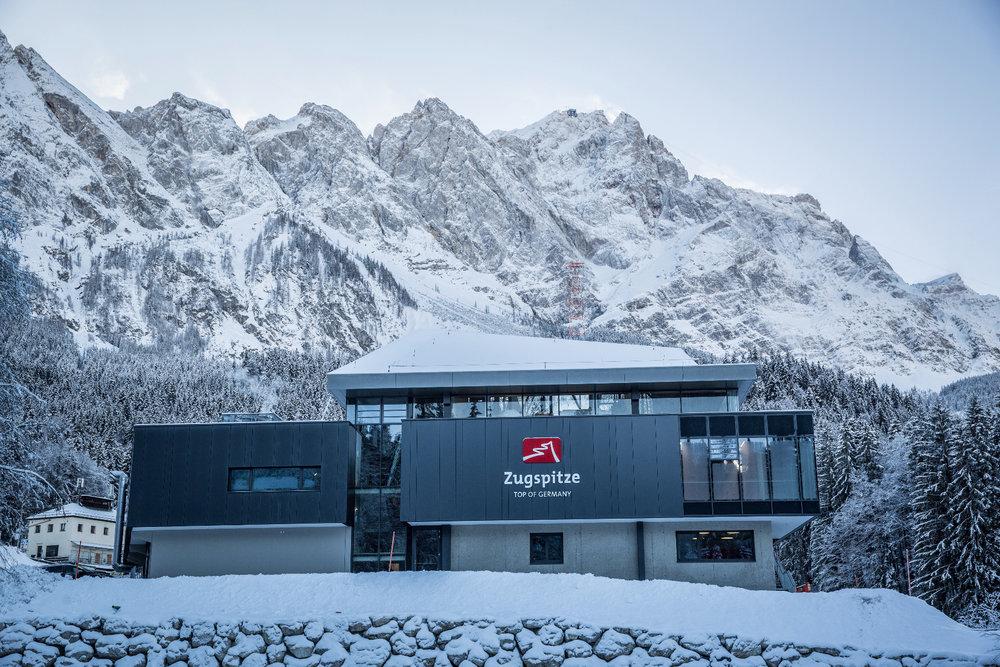 Neue Seilbahn Zugspitze - © © Bayerische Zugspitzbahn Bergbahn AG/Max Prechtel