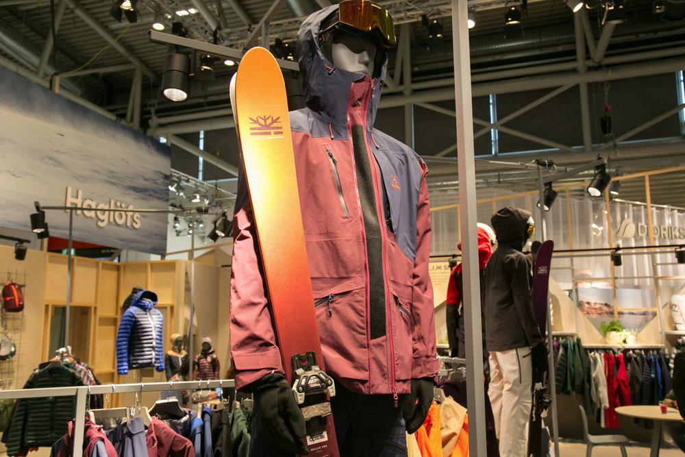 Nieuw freeride jacket van Häglofs - © Skiinfo | Sebastian Lindemeyer