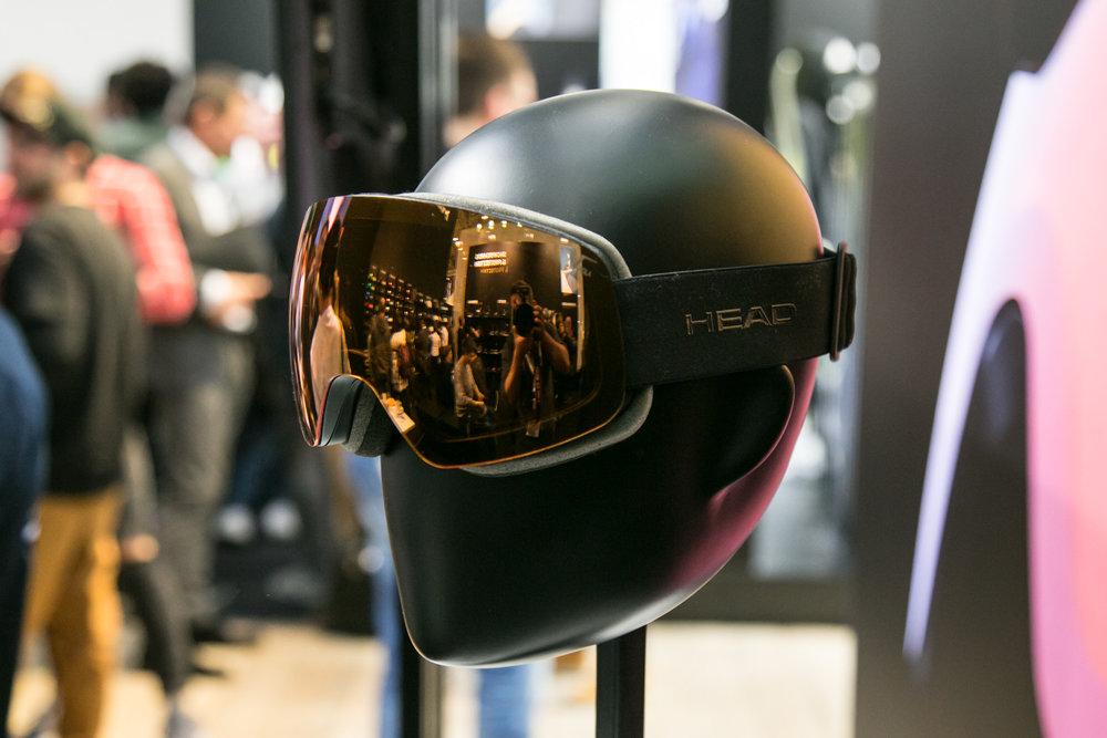 Head goggles - © Skiinfo | Sebastian Lindemeyer