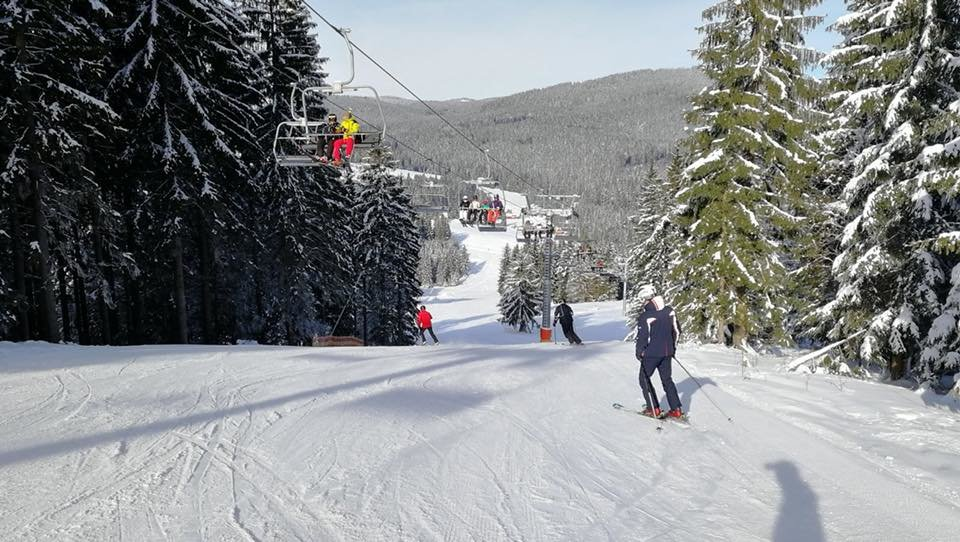 Orava Snow - Oravská Lesná 19.2. - © facebook Orava Snow - Oravská Lesná