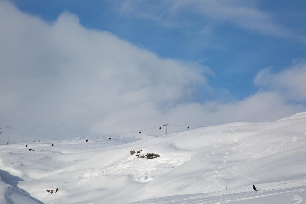 Puste trasy we Flims-Laax-Falera - © Skiinfo