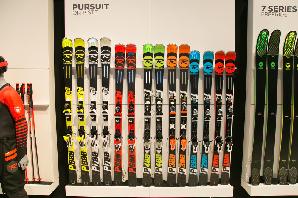 Rossignol Pursuit Ski - © Skiinfo | Sebastian Lindemeyer