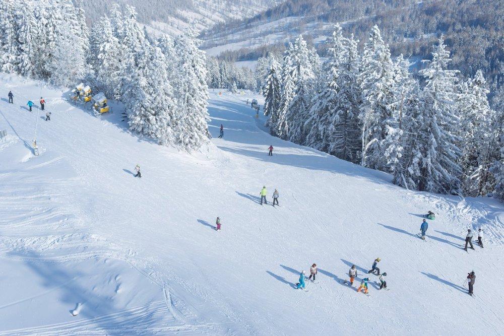 Ski Bachledka 19.2. - © facebook Ski Bachledka
