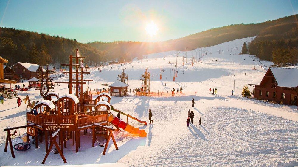 Snowland Valčianska dolina - © facebook Snowland Valčianska dolina