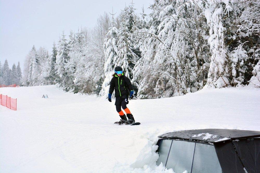 Strachan Ski Centrum otvorilo prvú skicrossovú trať svojho druhu na  Slovensku! 185387403b6