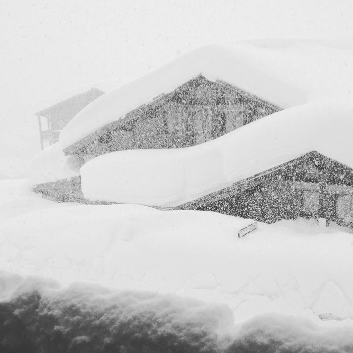 Tignes, Jan. 8, 2018 - © Instagramm @roberto.hollando