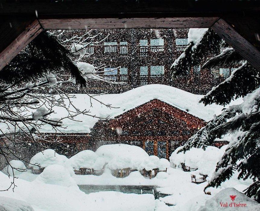 Val d'Isère Jan. 8, 2018 - © OT de Val d'Isère