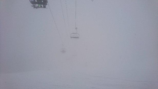 Montchavin - La Plagne - un brouillard monstre... - © rubis