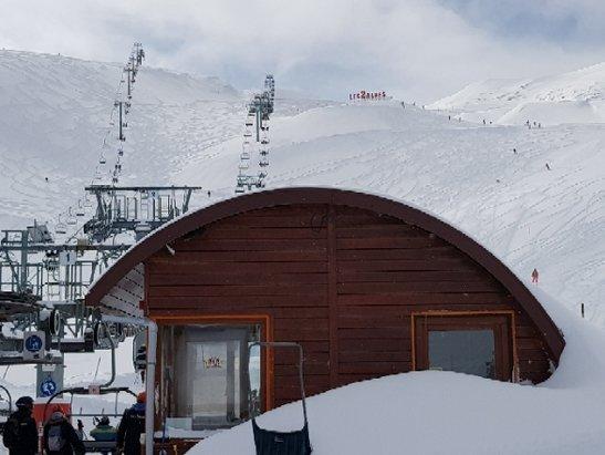 Les 2 Alpes - Super matin - © lerem347