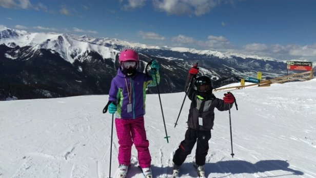 Arapahoe Basin Ski Area - Always a good time @ Basin! - © Cruiser